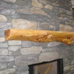 salvaged red cedar