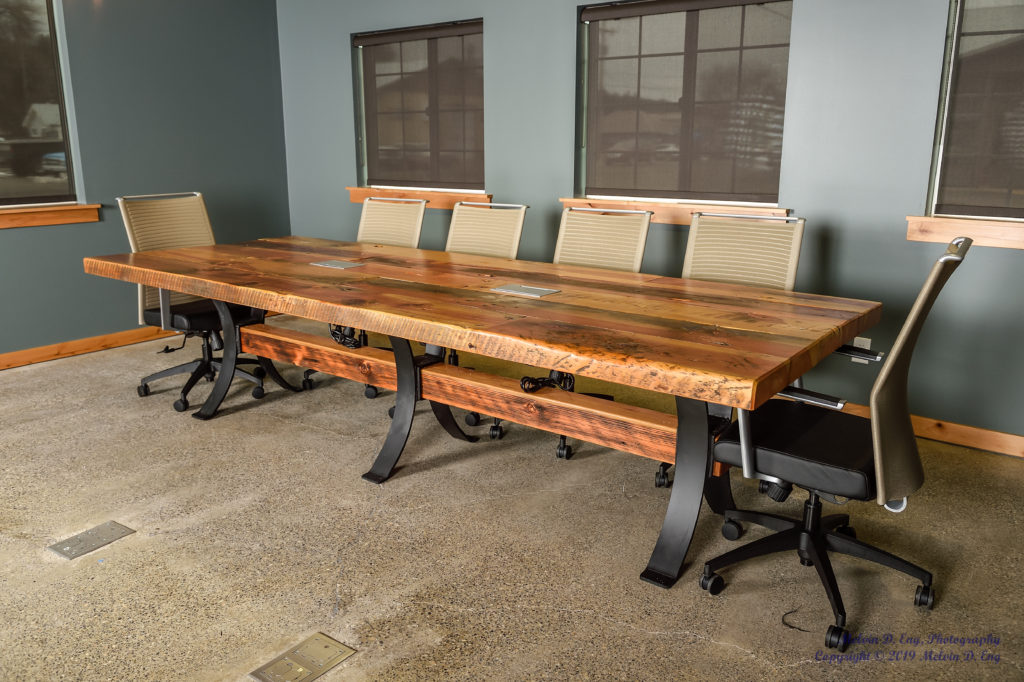 board room table view 2